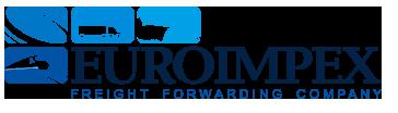 Euroimpex - Logotype - wethree.eu/portfolio/euroimpex