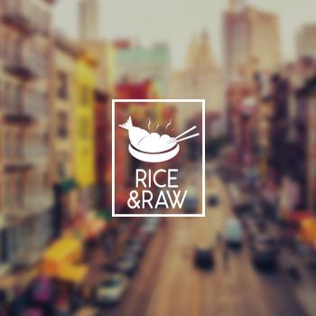 Rice & Raw - wethree.eu/portfolio/rice-raw