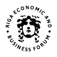 Riga Economic & Business Forum 2016 - Logotype - wethree.eu/portfolio/riga-economic-business-forum-2016