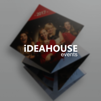 iDEA HOUSE events calendar - wethree.eu/portfolio/idea-house-events-calendar