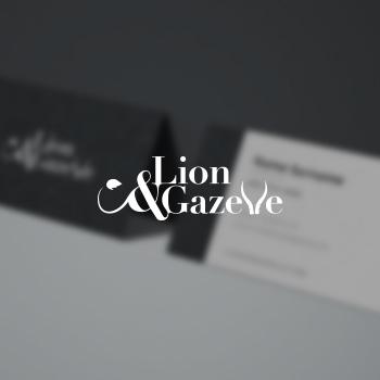 Lion & Gazelle - wethree.eu/portfolio/lion-gazelle